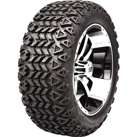Excel Tire Desert Fox Golf Cart Tire