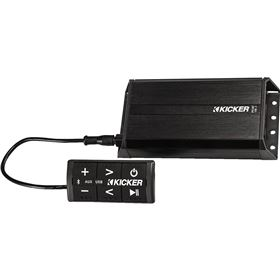 Kicker Bluetooth Interface Controller With 100W Amplifier