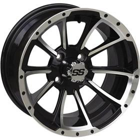 Ocelot E123 Golf Cart Wheel