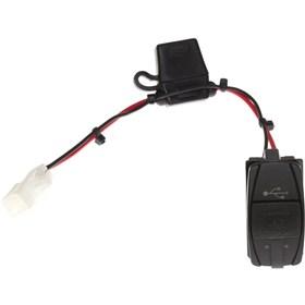 XTC Power Products Plug And Play Dual USB Power Port
