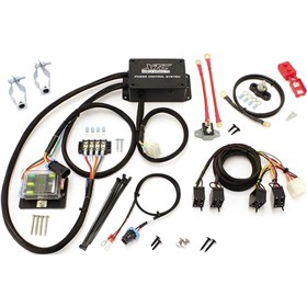 XTC Power Products 4 Switch Power Control System Without Switches