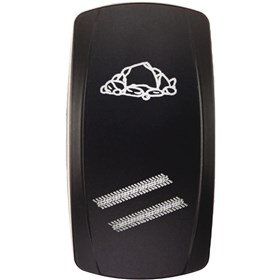 XTC Power Products Rock Trail Rocker Switch Face Plate