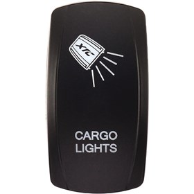 XTC Power Products Cargo Lights Rocker Switch Face Plate