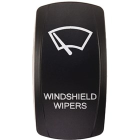 XTC Power Products Windshield Wipers Rocker Switch Face Plate