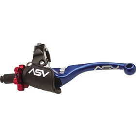 ASV Inventions F4 Series Clutch Lever With Pro Perch And Hot Start