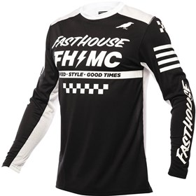 Fasthouse Elrod Air Cooled Vented Jersey