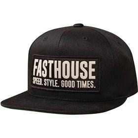 Fasthouse Blockhouse Youth Snapback Hat