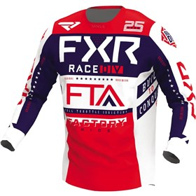 FXR Racing Podium Gladiator Jersey