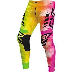 FXR Racing Podium Acid Sherbert Youth Pants