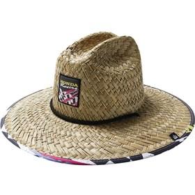 Hemlock The Burnout Honda Racing Straw Hat