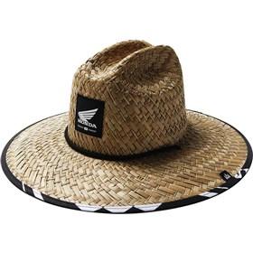 Hemlock The Tribute Honda Racing Straw Hat