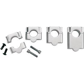 Moose Universal 20mm Handlebar Clamp Kit