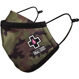 Muc-Off Dr. X Camo Youth Facemask