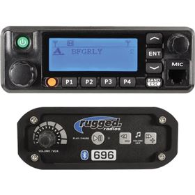 Rugged Radios 696 4 Person Complete Communication System