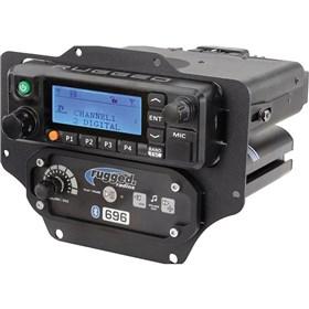 Rugged Radios RDM Radio and Intercom Mount For Honda Talon R/X