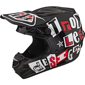 Troy Lee Designs GP Anarchy Youth Helmet