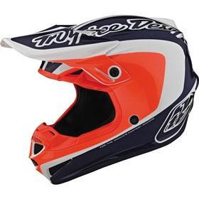 Troy Lee Designs SE4 Polyacrylite Corsa Youth Helmet