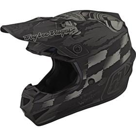 Troy Lee Designs SE4 Polyacrylite Strike Youth Helmet