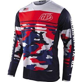 Troy Lee Designs GP Formula Camo Limited Edition Jersey