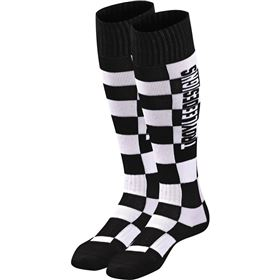 Troy Lee Designs GP Checkers Coolmax  Limited Edition Socks