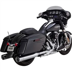 Vance And Hines Oversized 450 Titan Slip-On Exhaust System