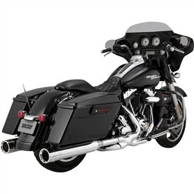 Vance And Hines Oversized 450 Destroyer Slip-On Exhaust System
