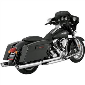 Vance And Hines Dresser Duals Head Pipes