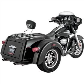 Vance And Hines Trike Deluxe Slip-On Exhaust System