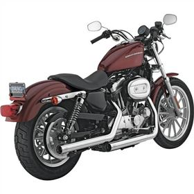 Vance And Hines Straight Shots HS Slip-On Exhaust System