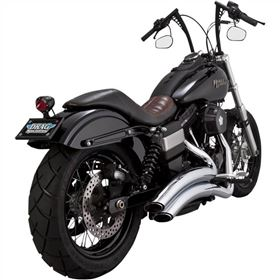 Vance And Hines Super Radius Complete Exhaust System