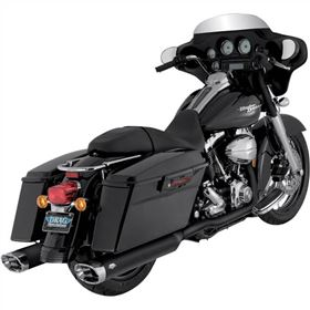 Vance And Hines Monster Ovals Slip-On Exhaust