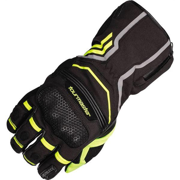 Tour Master Polar-Tex Waterproof Textile / Leather Gloves
