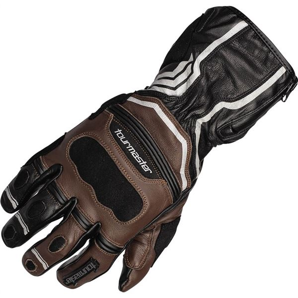 Tour Master Super-Tour Waterproof Leather Gloves