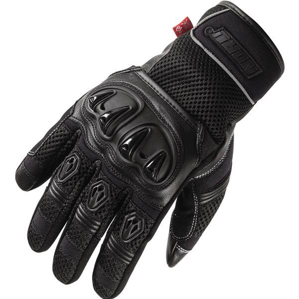 Noru Kiryu Vented Leather / Textile Gloves