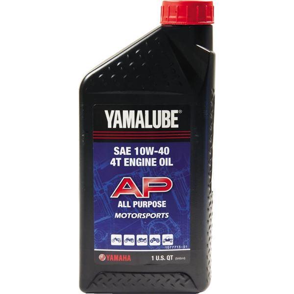 Yamalube All Purpose 10W40 Performance Oil