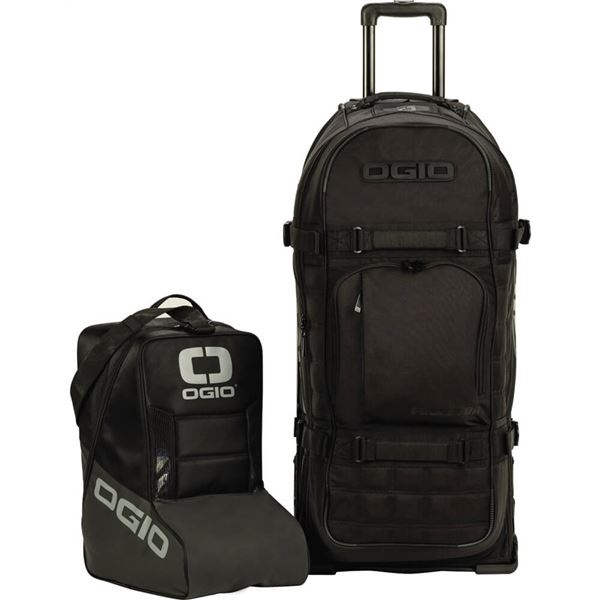 Ogio Rig 9800 Pro Blackout Wheeled Gear Bag