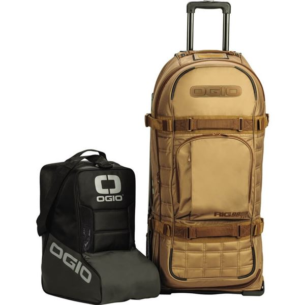 Ogio Rig 9800 Pro Coyote Wheeled Gear Bag