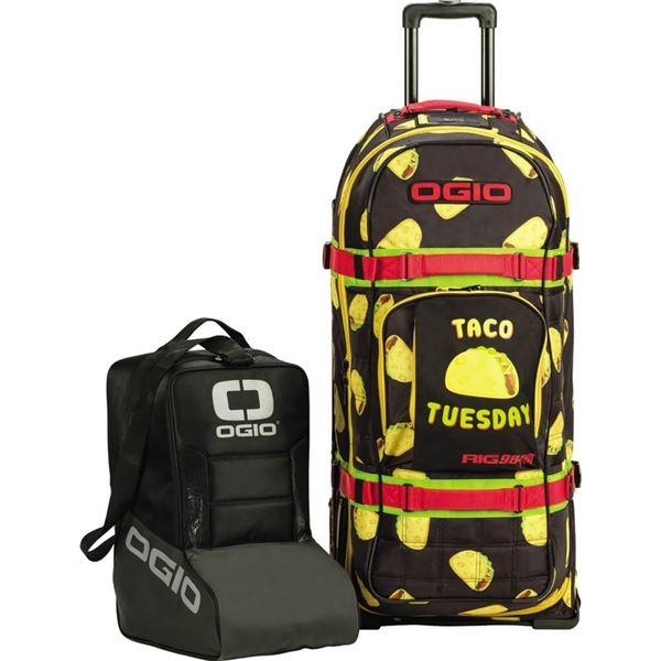 Ogio Rig 9800 Taco Tuesday Wheeled Gear Bag
