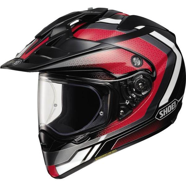 Shoei Hornet X2 Sovereign Dual Sport Helmet