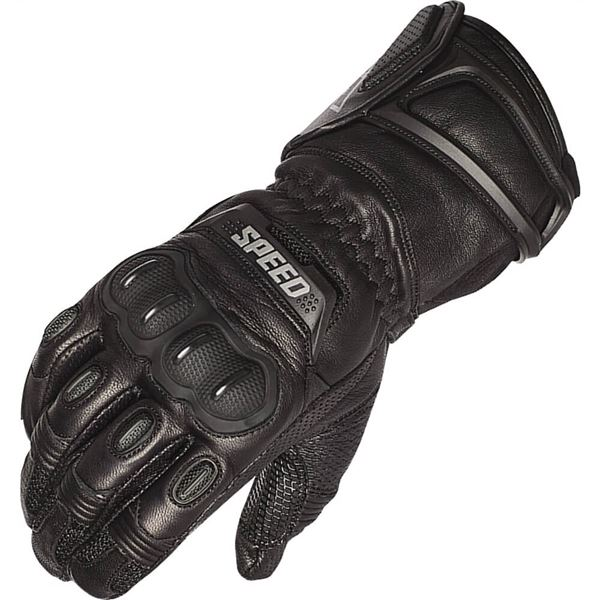 Speed And Strength Revolt Leather Gloves