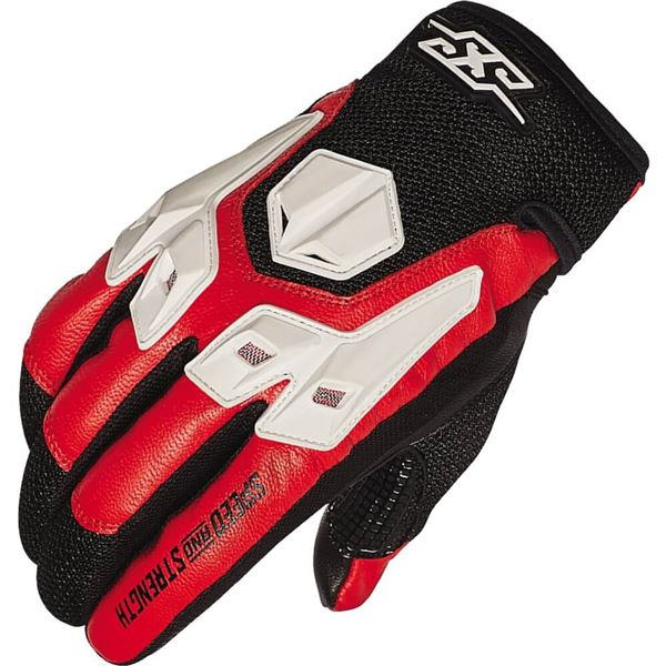 Speed And Strength Insurgent Leather Gloves