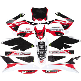 Dirt Bike & Motocross Graphics