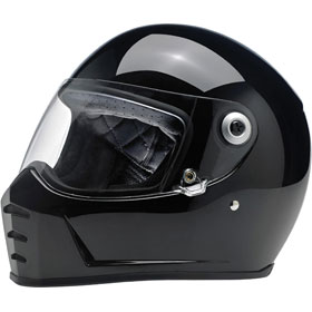 Round Oval Motorcycle Helmets