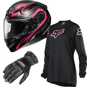Women's Closeout Motorcycle Gear