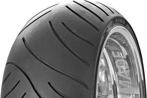 Custom Motorcycle Cruiser Tire Buyer's Guide - Avon Venom R250 Tire