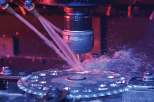 The best steel sprockets use hardened and heat-treated steel.