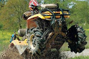 ATV Mud Tire Buyer's Guide - Gorilla Silverback ATV Tire