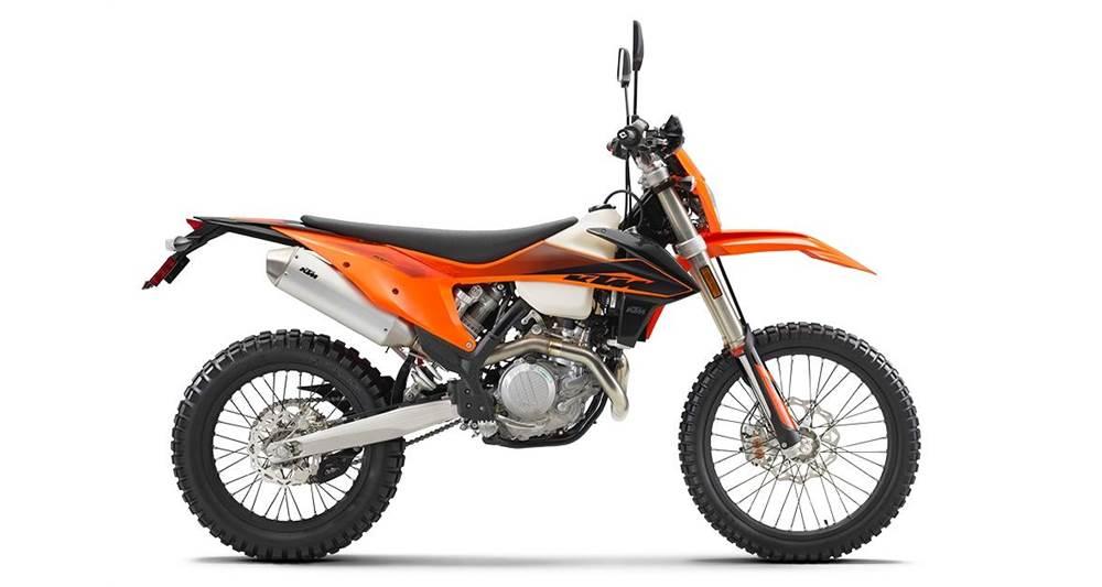 2020 KTM 500 ECX F