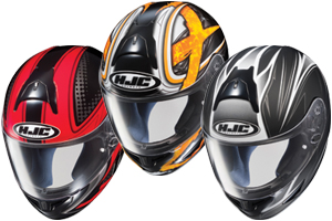 HJC CL-16 Full Face Helmet - Styles