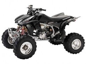 2005 Honda TRX450R is a great used ATV